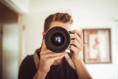fare il fotografo